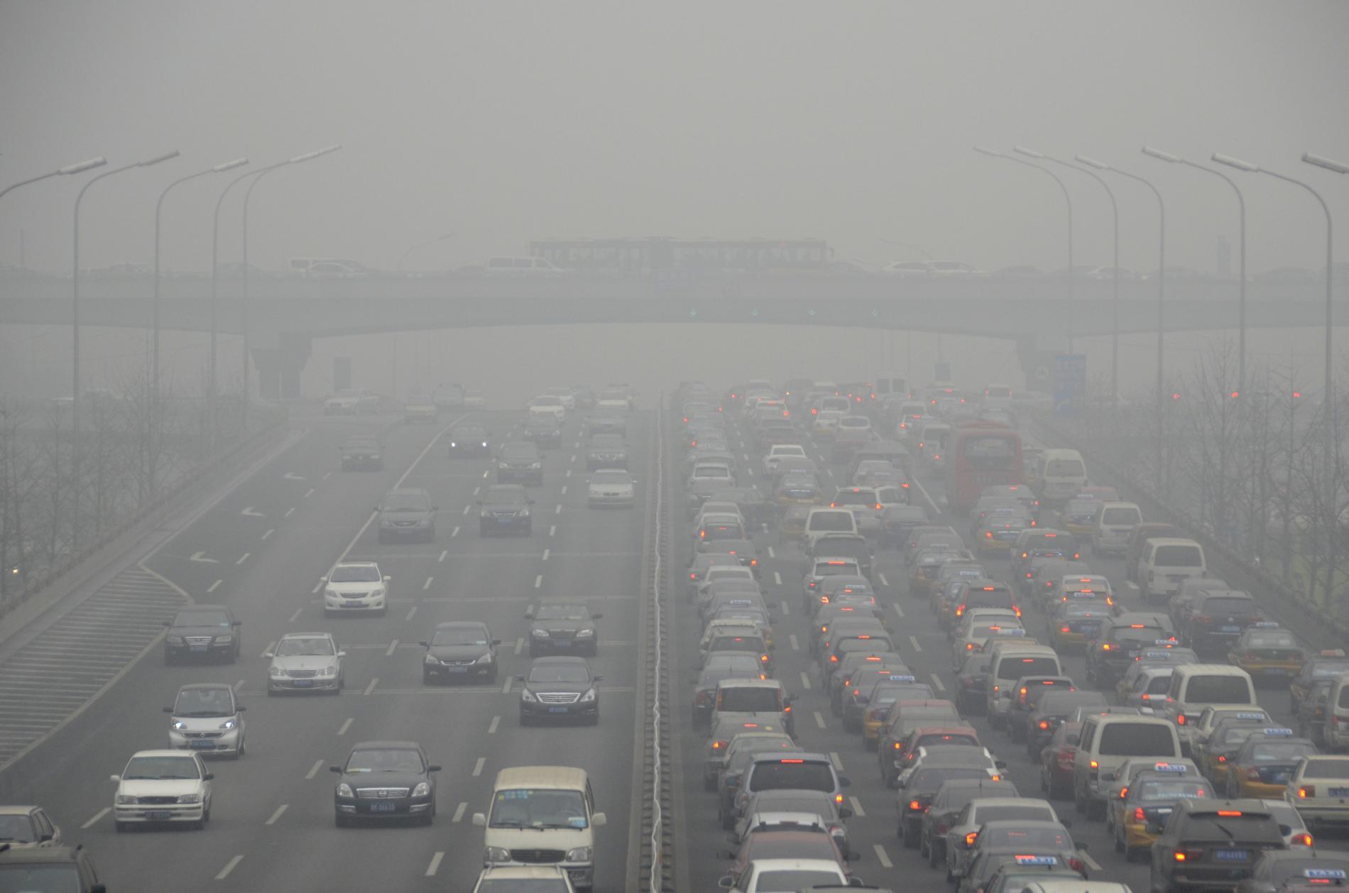 La surchauffe démographique responsable du changement climatique